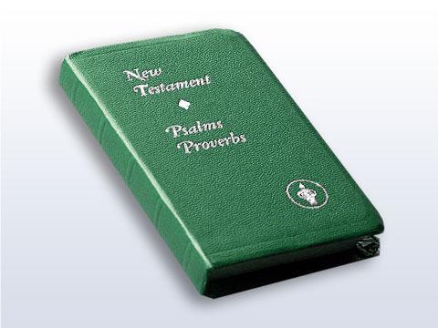 Gideons Pocket Bible