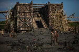 Noah Movie - Russell Crowe, Darren Aronofsky