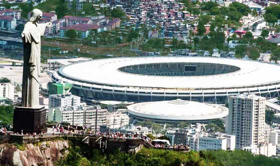 Rio Olympics Stadium